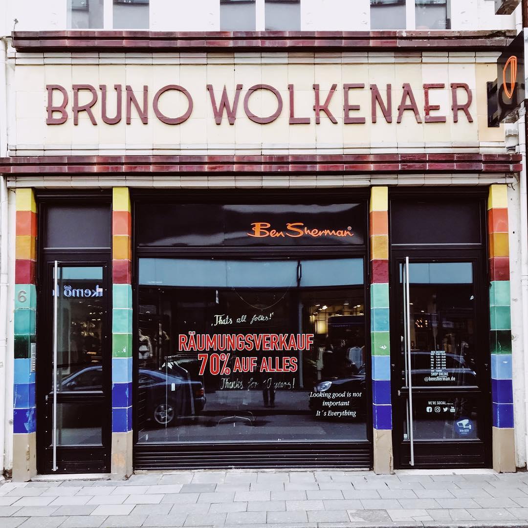 Ehrenstr. 6, Köln